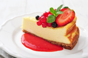 cheesecake for calcium