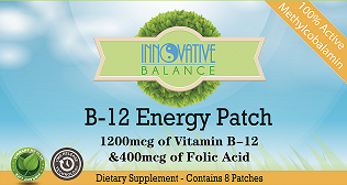 b12 energy patch