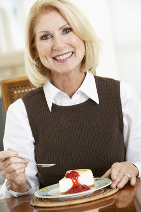 Cheesecake & Vitamin D May Help Falling Seniors